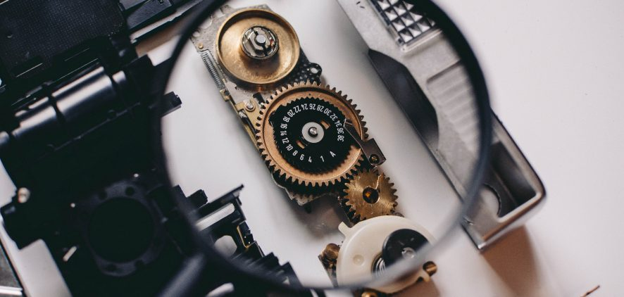 Inspecting the inner workings of the Chambers submission machinery (Photo by Shane Aldendorff on Unsplash)